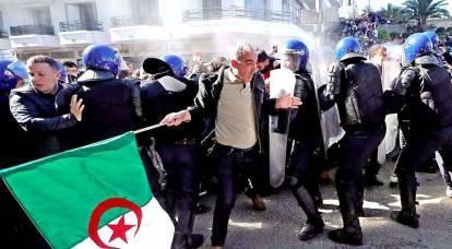 La primavera araba sta arrivando in Algeria: cosa dovrebbe fare la Russia?