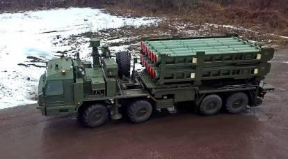 ウクライナの方向性は、ロシアで最も近代的な防空システムのXNUMXつをカバーします