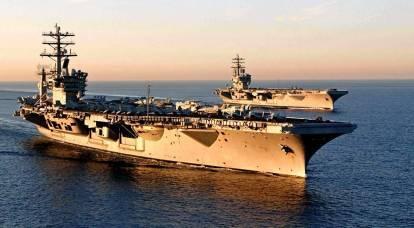 US AUG è entrato nel Mediterraneo: Putin convoca un consiglio di guerra