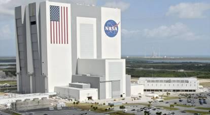 NASA: space out of range of politicians radar