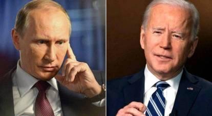 FT:如果俄罗斯越过他的红线,拜登究竟会怎么做?