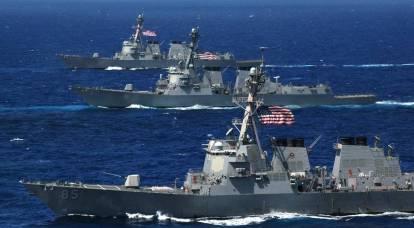 Negli Stati Uniti propongono di trasferire la flotta nello stretto di Kerch