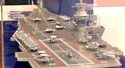 Perché è meglio costruire diverse portaerei leggere invece di una sola Russia nucleare