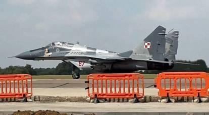 Gli aerei sovietici al servizio della NATO dovranno affrontare destini diversi