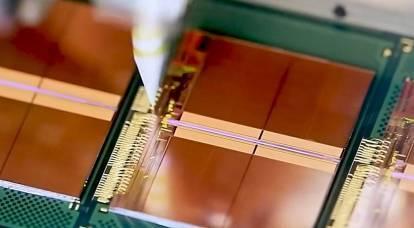 Substituição de importação de microeletrônica: como configurar a produção de chips na Rússia