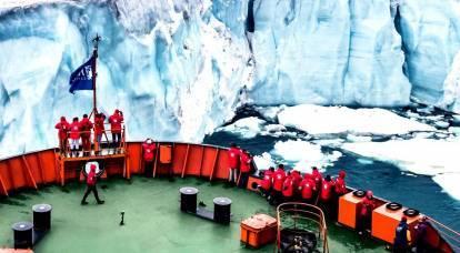 """Progetto su larga scala: la Russia sta costruendo il """"Polo Nord"""" nell'Artico"""