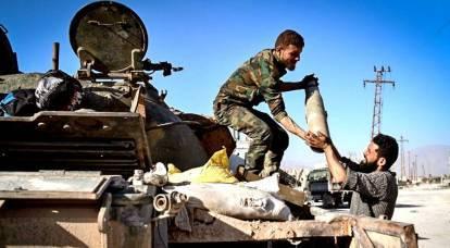 Il SAA taglia le rotte di approvvigionamento: i militanti si schiantano vicino a Damasco