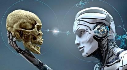 La inteligencia artificial está reemplazando rápidamente a los humanos