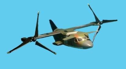 Il revival del convertiplano Mi-30 è vantaggioso per le forze aviotrasportate e la marina russa