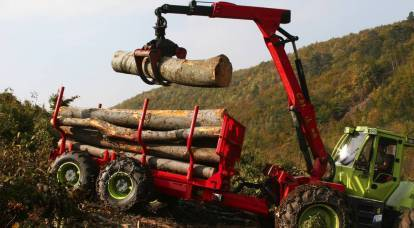 Russia is ready to ban China from buying Russian forest