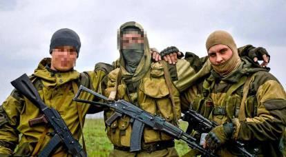 """Gli inglesi vanno nel Donbass per """"massacrare i russi"""""""