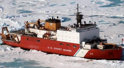 Presse US : Alors que les Russes prennent pied dans l'Arctique, nos brise-glaces sont démantelés pour pièces détachées