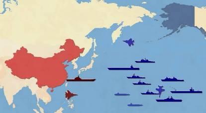 Gli Stati Uniti fanno un passo fiducioso verso la guerra con la Cina