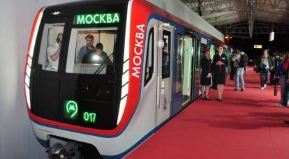 """Moscow: metro driver can become a """"profession of the past"""""""