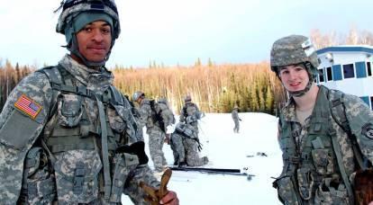 Americans are preparing for hostilities in Chukotka