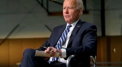 "Daily Mail readers ridiculed Joe Biden's harsh words about ""killer Putin"""