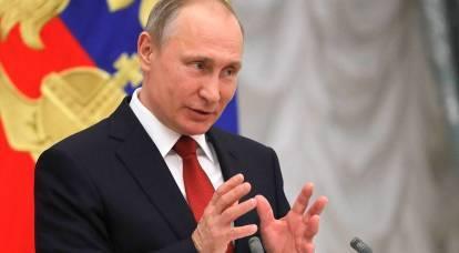 "Putin has found the economic ""chip"" of Russia"