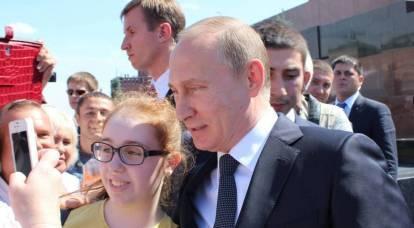 Spectateur : Pourquoi les Russes ont-ils peur de se retrouver sans Poutine ?