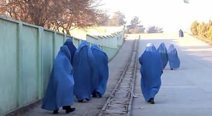 Si è saputo del volo di combattenti delle forze speciali britanniche d'élite SAS sotto le spoglie di donne