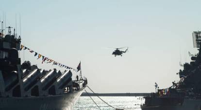 Il Ministero della Difesa della Federazione Russa ha raccontato come hanno difeso lo stretto di Kerch