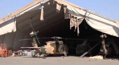I talebani si sono classificati al 26° posto nell'aeronautica militare più grande del mondo