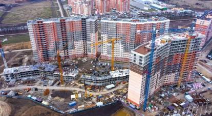Cosa c'è dietro le idee per costruire nuove città in Siberia
