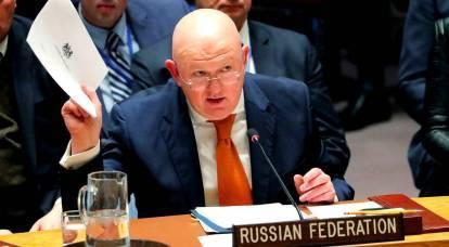 Ovest: è ora di togliere il veto alla Russia nel Consiglio di sicurezza delle Nazioni Unite