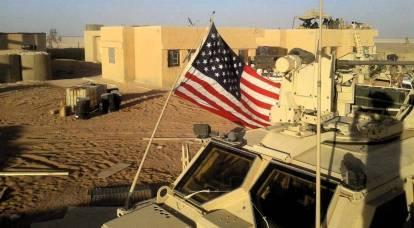 Gli Stati Uniti smantellano la loro base militare in Siria