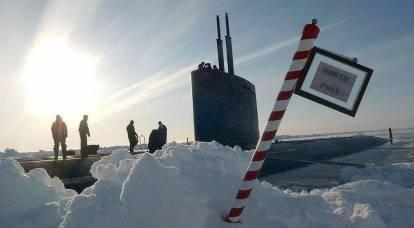 """新的美国国防部中心成立以""""确保北极秩序"""""""