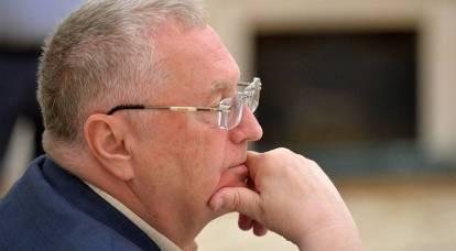 Zhirinovsky predicted a sad fate for Ukraine
