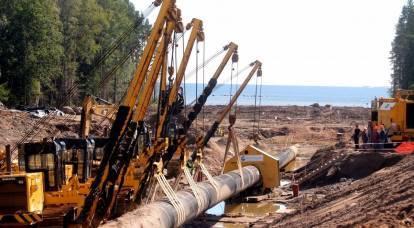 Biden può scegliere una strategia diversa per Nord Stream 2