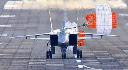 The appearance of the F-16 near Russia: for the MiG-31 this is not a goal at all