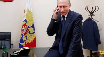 La publicación de una grabación de la conversación de Putin con Poroshenko enfureció a los ucranianos