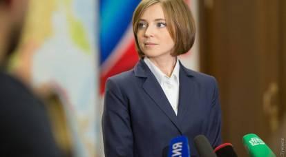 Poklonskaya ha offerto asilo politico agli ucraini in Russia