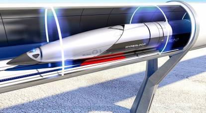 Musk impulsará Hyperloop a supersónico