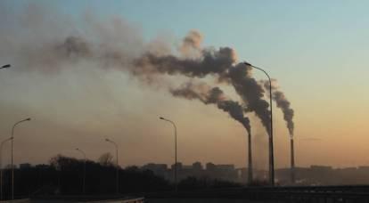 La carbon tax europea colpirà la Russia molto più duramente delle sanzioni