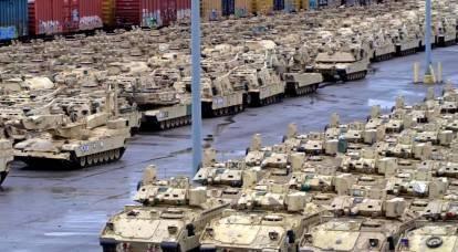 Major NATO exercises as a reason to recapture Donbass