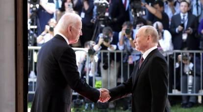 逆説的な同盟:ジョンソンとアメリカの反対に対するプーチンとバイデン