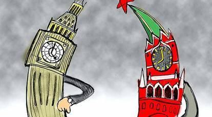 ¿Cuál es la diferencia entre los británicos y los rusos?