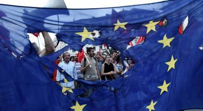 EU may wait for collapse following the example of Austria-Hungary
