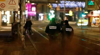 Strasburgo: colpo al mercatino di Natale, criminale fuggito