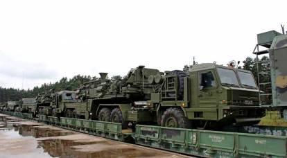 Gli S-400 russi hanno iniziato a coprire i cieli della Bielorussia