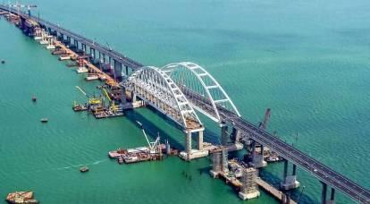 Gli ucraini credono che la distruzione del ponte di Crimea non sia lontana