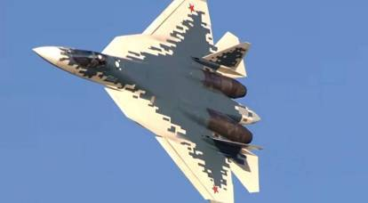 The United States begins to fight the Russian Su-57 in the world