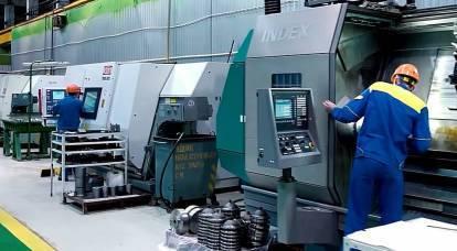 La Russia coglierà l'occasione per rilanciare la costruzione di macchine utensili e la microelettronica?