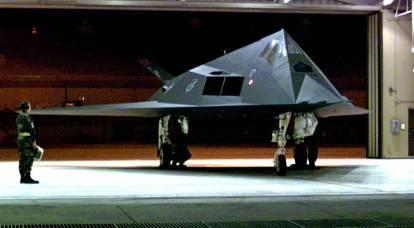 """Perché gli Stati Uniti hanno """"riattivato"""" l'aereo stealth ormai obsoleto?"""