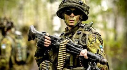L'Estonia ha dichiarato la vittoria sull'ISIS e ora minaccia la Russia