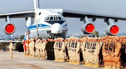 La Russia deve affrontare una nuova minaccia militare in Siria