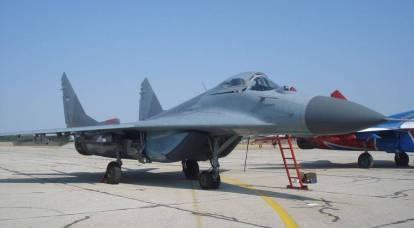 """La Croazia ha scelto l '""""antidoto"""" al MiG-29 russo in Serbia"""
