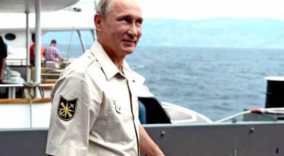 La reazione degli Stati Uniti alla visita di Putin in Crimea ha divertito il ministero degli Esteri